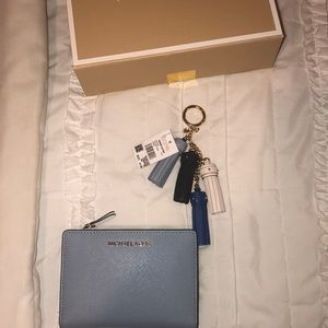 Michael Kors Wallet and Keychain